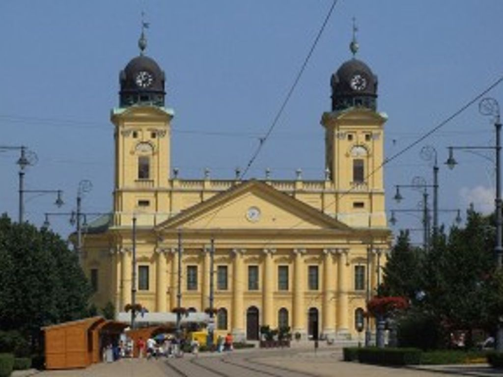 Debreceni Református Nagytemplom