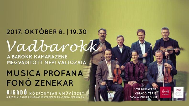 Barokk zene a Vigadóban! Kiemelt események