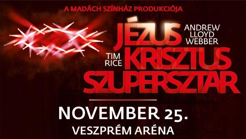 A nagy sikerű musical Veszprémben is! Kiemelt események