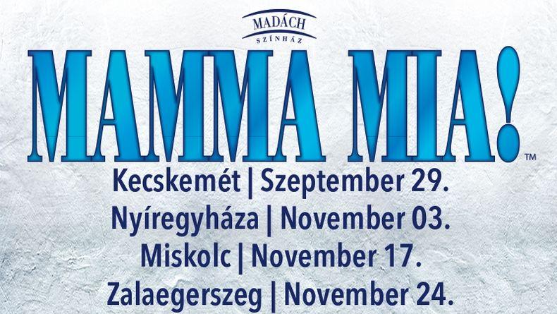 Folytatódik a Mamma Mia! turné Kiemelt események