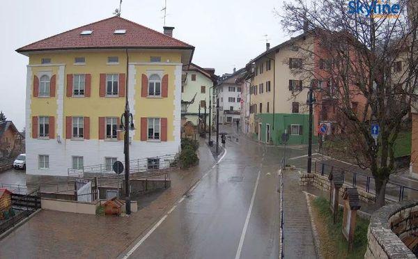Piove e nevica sulTrentino: domani precipitazioni più intense e neve dai 1000 metri di quota