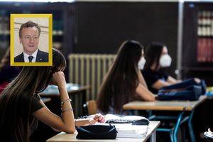 Battiston: «Per un rientro in sicurezza, nelle aule scolastiche servono impianti di aerazione»