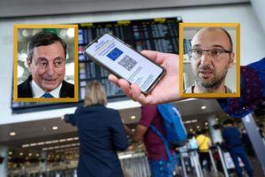Battuta di Draghi sulle previsioni allarmanti fatte in aprile, la replica del ricercatore trentino Merler