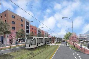 Tram da Spini al centro: la proposta di Alstom piace a Fugatti