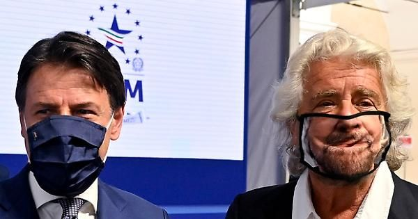M5s: in corso a Roma il summit con Conte e Grillo