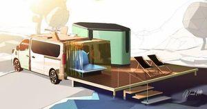 Hippie Caviar Hotel, visione Renault per voglia di evasione a 5 stelle