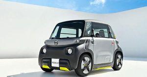 Opel Rocks-e, veicolo elettrico per una nuova epoca urbana
