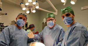 Al Policlinico di Bari rimossa una cisti ovarica di 30 kg