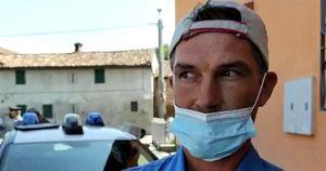 Uomo incastrato nella roggia e in ipotermia a Bolzone, salvato
