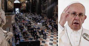 Settimana Liturgica a Cremona, il Papa: