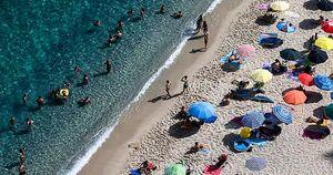Record di italiani in vacanza, 23 milioni a luglio e agosto