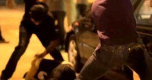 Violenta rissa tra giovani in piazza della Pace, individuati 4 picchiatori