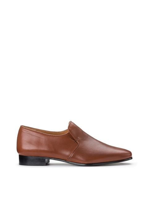 Δερμάτινα παπούτσια