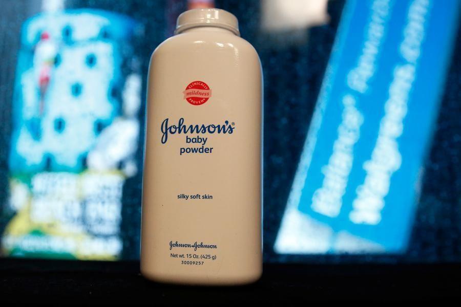 Johnson Johnson ferma Usa vendita talco