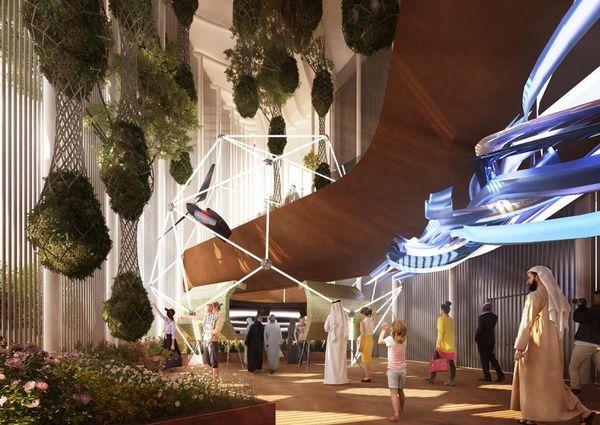 Expo Dubai approda a Roma: pronta la sfida al post pandemia