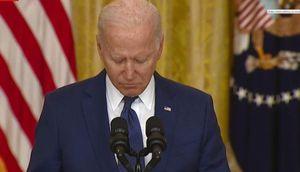 """Biden: """"Noi colpiremo, i terroristi non vinceranno"""""""