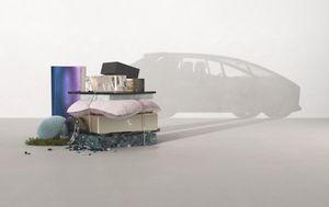 """Bmw, al Salone di Monaco il concept di auto riciclata e al 100% riciclabile: """"Manifesto del futuro"""""""
