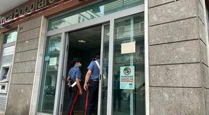 Fleming, rapina in banca: banditi presi dai carabinieri