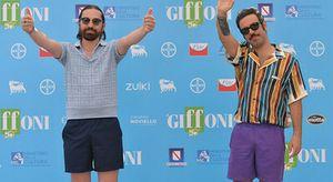 Colapesce e Dimartino ai ragazzi del Giffoni: «Siate originali, rubate ma non troppo»