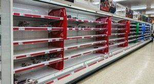 Brexit e Covid: scaffali vuoti nei supermercati del Regno Unito
