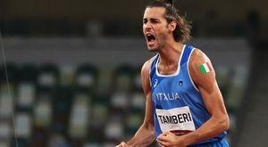 Magnifico Tamberi, è medaglia d'oro nel salto in alto
