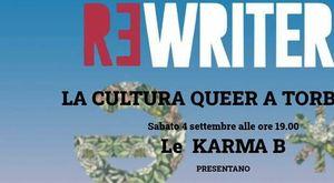 ReWriters, la presentazione del MagBook alla libreria Le Torri con ospiti le Karma B