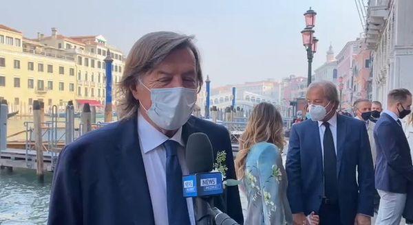 Adriano Panatta sposa Anna Bonamigo, il matrimonio del campione a Venezia