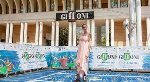 LaSabri al Giffoni Film Festival: «Il mio alter ego è un cartone e me lo sono tatuato addosso»