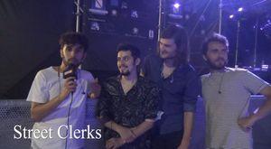 Giffoni Music, gli Street Clerks inaugurano il Festival: «Abbiamo suonato con De Gregori e al matrimonio dei Ferragnez»
