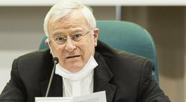 Il Cardinal Bassetti ha il Covid 19, il presidente della Cei è stato ricoverato in ospedale