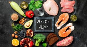Dieta anti age: l'invecchiamento si combatte a tavola