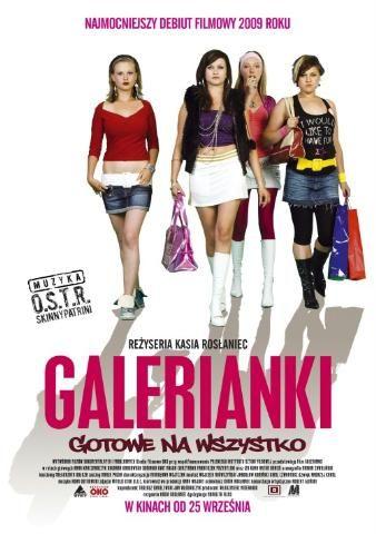 Galerianki 2009 PL DVDRip XviD-BRiLLANT - FILM POLSKI !