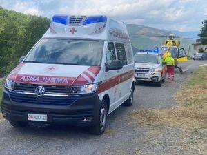 Caselle di Ferriere, la 13enne caduta in bici non è in pericolo di vita - Libertà Piacenza