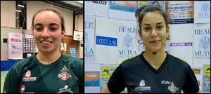 Tennistavolo, le magiostrine Barani e Roncallo in Nazionale Under 18 agli Europei - Libertà Piacenza