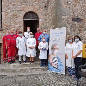 Vaccination day, dopo 16 tappe si è concluso il tour itinerante in provincia - Libertà Piacenza