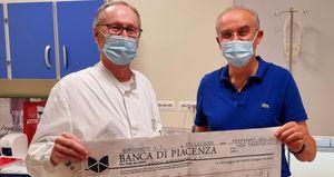 Ricerca sul cancro, dalla cantina Valtidone 7mila euro ad Amop per giovani medici - Libertà Piacenza