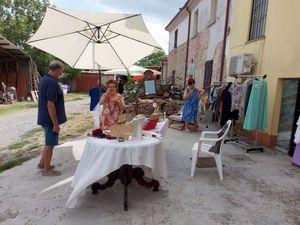 Vintage e solidarietà: dalla Colombaia di Montalbo 4mila euro per la Casa di Iris - Libertà Piacenza