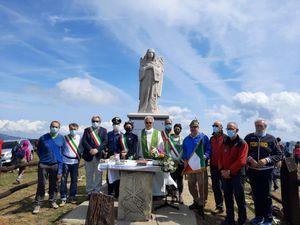 Amicizia tra Regioni: festa al monte Crociglia per ricordare i caduti della montagna - Libertà Piacenza