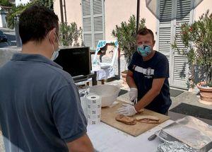 Ziano, raccolti 1.500 euro dai volontari Avis con i
