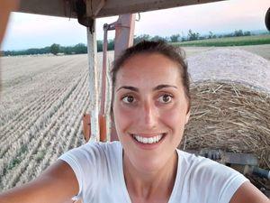 La storia di Elisa, allevatrice di 27 anni: