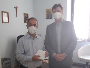 Emergenza povertà, dall'Ordine di Malta buoni spesa per la Caritas - Libertà Piacenza