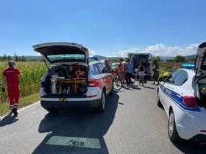 Scontro a Gazzola, giovane motociclista trasportato a Parma: è grave - Libertà Piacenza