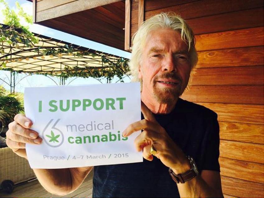 Buds n' Branson – Business Guru Reaffirms Pro-Pot Stance
