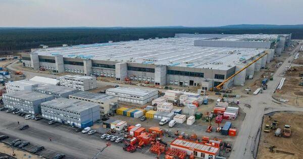 Tesla kritisiert deutsches Genehmigungsverfahren - Deutschland - Ludwigsburger Kreiszeitung