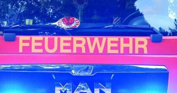 400 000 Euro Schaden bei Brand eines Mehrfamilienhauses - Baden-Württemberg - Ludwigsburger Kreiszeitung