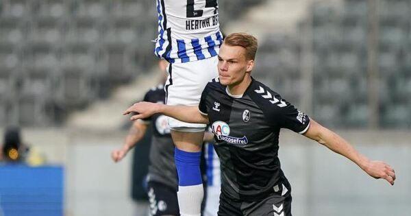 SC Freiburg verlängert mit Lienhart - Baden-Württemberg - Ludwigsburger Kreiszeitung