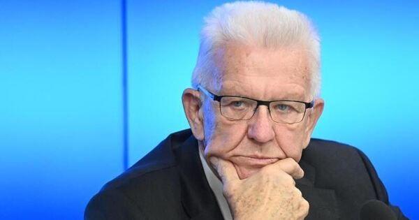 Grün-Schwarz: «Knopf» an Nachtrag mit neuen Schulden machen - Baden-Württemberg - Ludwigsburger Kreiszeitung