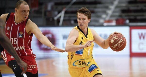 Basketballer Hulls bleibt in Ludwigsburg: Brown Jr. geht - Baden-Württemberg - Ludwigsburger Kreiszeitung