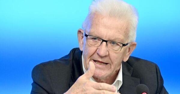Kretschmann besteht auf mehr Geld für Ganztagsbetreuung - Baden-Württemberg - Ludwigsburger Kreiszeitung