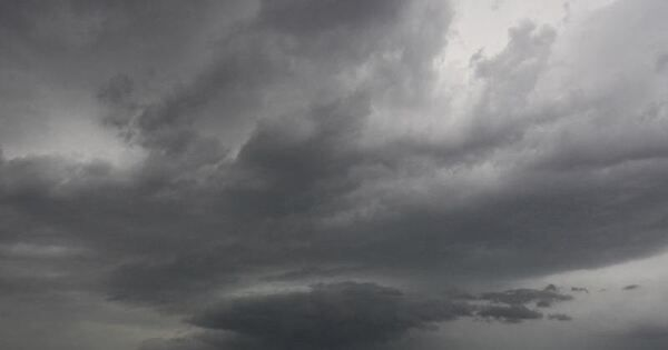 Kräftige Gewitter, Hagel und Starkregen im Südwesten - Baden-Württemberg - Ludwigsburger Kreiszeitung